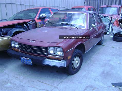 peugeot 4 door 1979 peugeot 504 base sedan 4 door 2 3l