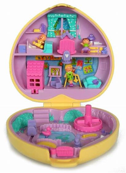 Polly Pocket Toys 90s Retro Childhood