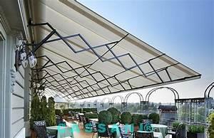 regenmarkisen fur gastronomie und privathauser mit With markise balkon mit bio tapeten