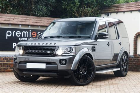 land rover discovery 4 land rover discovery 4 premier sports solutions
