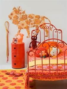 Décoration Murale Chambre Fille : chambre de petite fille d coration cr ative et pas ch re ~ Teatrodelosmanantiales.com Idées de Décoration