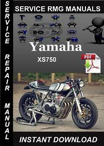 Yamaha Xs750 Service Repair Manual Download
