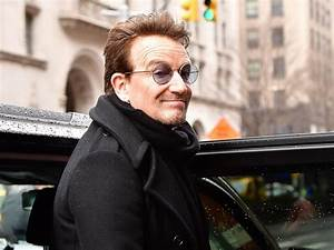 Barack and Michelle Obama meet Bono for lunch in NYC ...