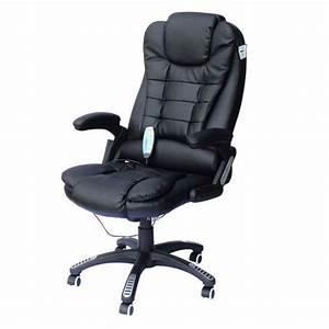 Chaise De Bureau : chaise bureau pivotante noir achat vente chaise de bureau noir soldes d t cdiscount ~ Teatrodelosmanantiales.com Idées de Décoration