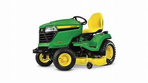 X590 Lawn Tractor With 54-in  Deck