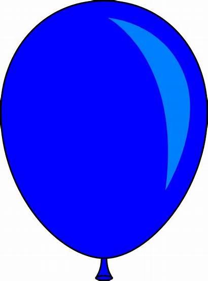 Balloon Clipart Clip Vector Balloons Cartoon Cliparts
