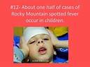 PPT - Rocky Mountain Spotted Fever PowerPoint Presentation ...