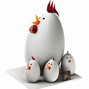 Poule Pour Paques : les animaux en chocolat l 39 honneur pour p ques poule ~ Zukunftsfamilie.com Idées de Décoration
