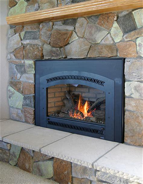 installing gas fireplace insert gas burning fireplace inserts gas fireplace insert