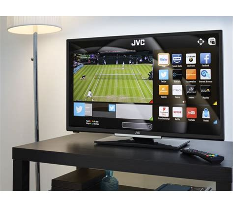 buy jvc lt  smart  led tv  delivery currys