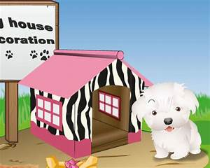dog house decoration With dog house games