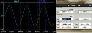 Transient Analysis With Ltspice  Ac And Dc Transient