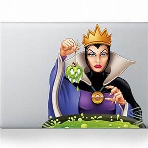 Shop Snow White Apple Decal on Wanelo