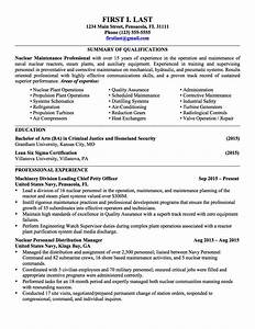 Operations supervisor resume sample for Ladders resume service