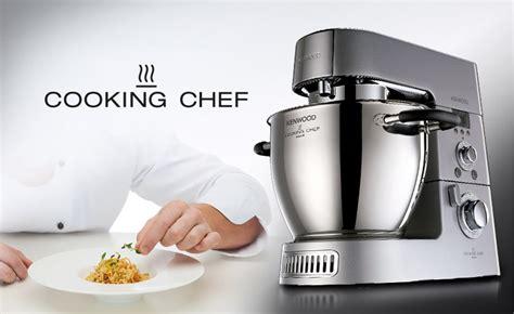 cuisine kenwood cooking chef el de cocina cooking chef de kenwood españa
