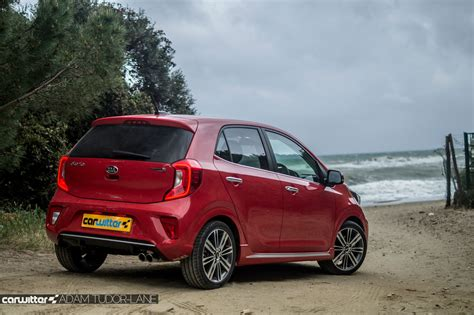 Review Kia Picanto by 2017 Kia Picanto Review Carwitter