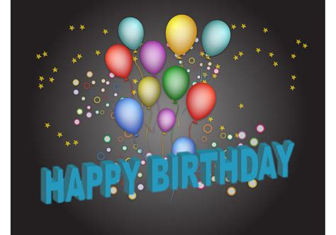 Birthday Images Birthday Poster Free Vector Stock Graphics