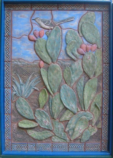 Susan Shelton, Ceramic Artist   Garden Murals