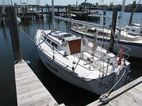 meter racercruiser sailboat  norfolk