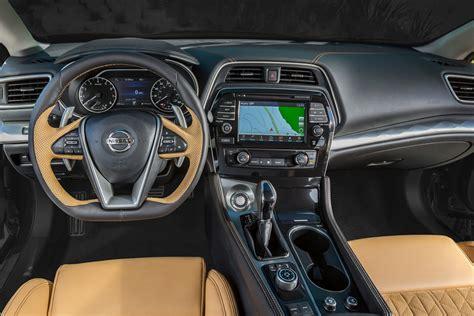 2016 Nissan Maxima Interior by El Nuevo Nissan Maxima Llega De Nueva York Para Ganar La