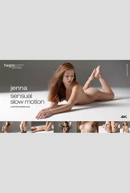 Jenna Sensual Slow Motion - Hegre.com
