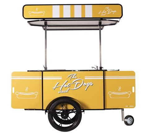 This usually scares folks, but it's really not that bad. Hot Dog Cart in 2020 | Hot dog cart, Hot dogs, Food cart ...