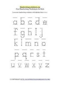 make worksheets free make a printable alphabet letter tracing worksheets 26 alphabet letters print our free