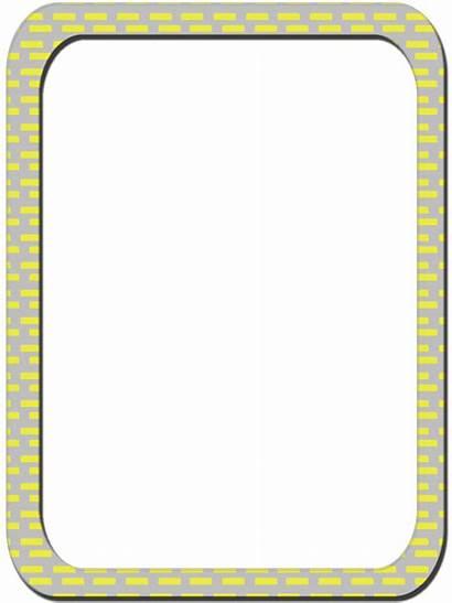 Frames Frame Card Week Journal Paper Layout