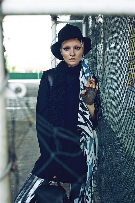 Intrend fashionspread on Behance