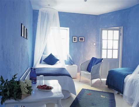 Blue White Bedroom Design by Moody Interior Breathtaking Bedrooms In Shades Of Blue