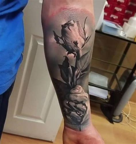top  amazing rose tattoo ideas   tattoozza