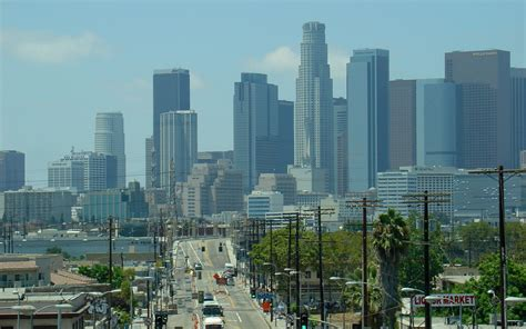 Los Angeles by Los Angeles Skyline