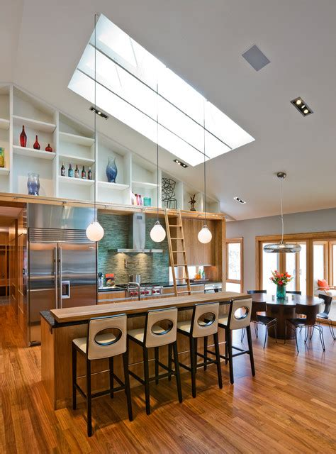 Organic Modern  Modern  Kitchen  Minneapolis  By