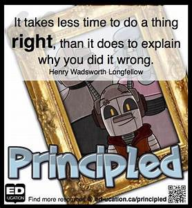 IBprincipled good quotes, videos and posters coming soon ...