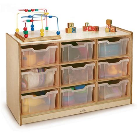 gratnell clear tray storage cabinet  whitney