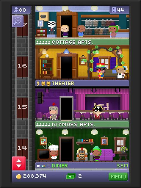 tiny tower floors 2017 my tower has 47 floors things tiny tower is second