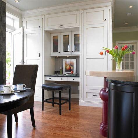 desk in kitchen design ideas kitchen built in desk g