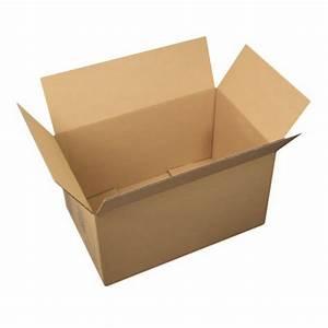 Carton Dmnagement Standard Poignes 55x35x30cm