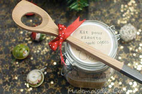 cuisine cadeau kit risotto aux cèpes à offrir recette de cuisine
