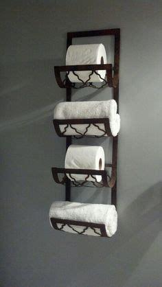wine rack towel holder 1000 images about bathrooms on wine racks
