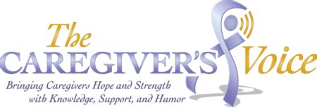 the caregiver s voice new resources directory is now live