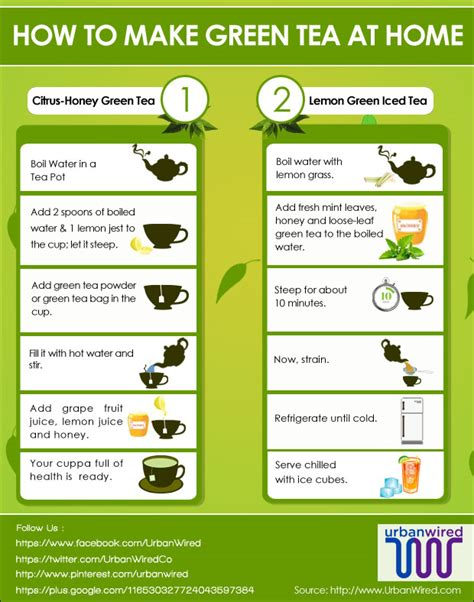 how to make tea 6 health benefits of green tea with lemon for long life healthremediesforlife com