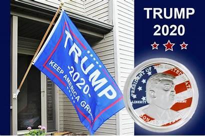 Trump Flag Coin