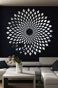 Bedroom mirror wall decor : Best mirror wall art ideas on cd