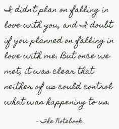 THE NOTEBOOK QU... Imdb Notebook Quotes