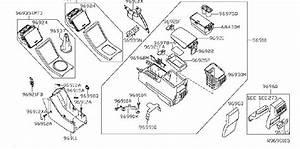 Nissan Altima Manual Transmission Shift Linkage Boot  Trim