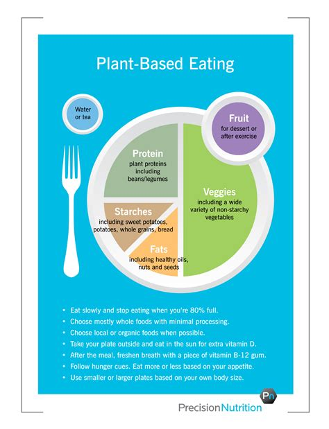 version   plate precision nutritions eating