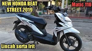 New Honda Beat Street 2019