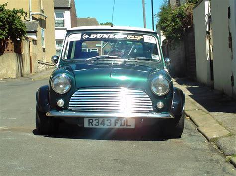 Classic Mini Cooper Hire London