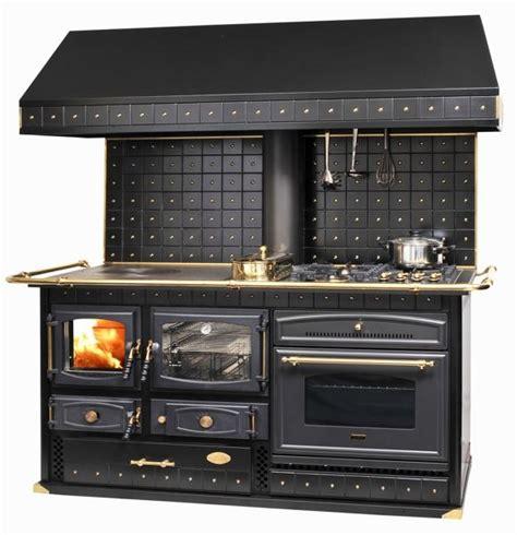 poele a bois cuisine emmanuelle réf chauffage cuisinières à bois